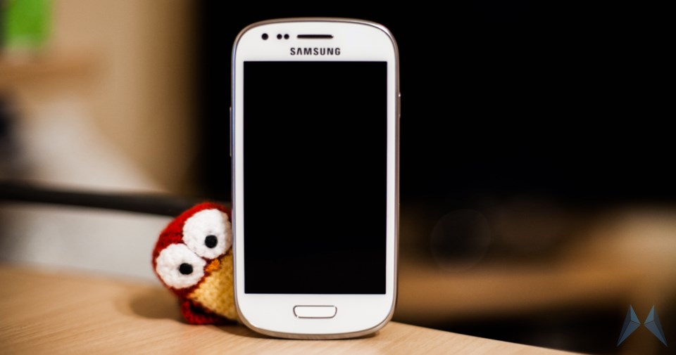 Android handson review Samsung Galaxy S3 Samsung Galaxy S3 Mini test Testbericht touchwiz