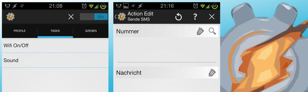 Android app beta tasker