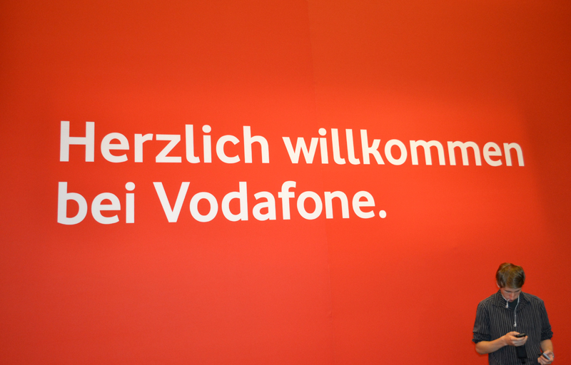 Handy Smartphone Vodafone