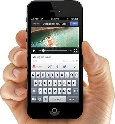 app Apple iOS Update YouTube