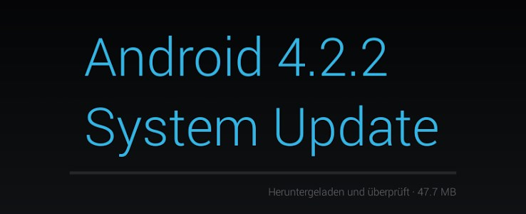 Android Google Update