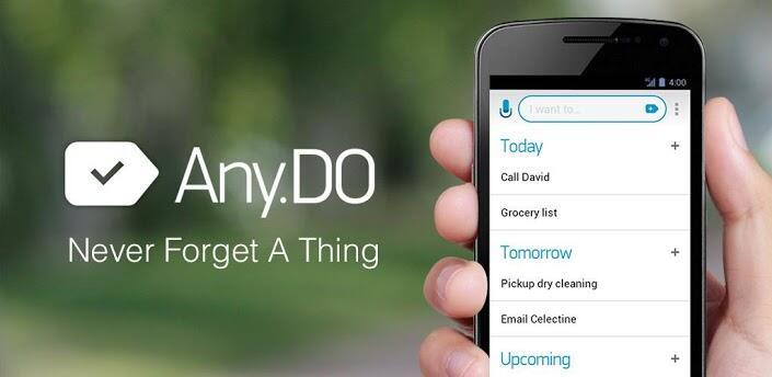 Android any.do iOS todo