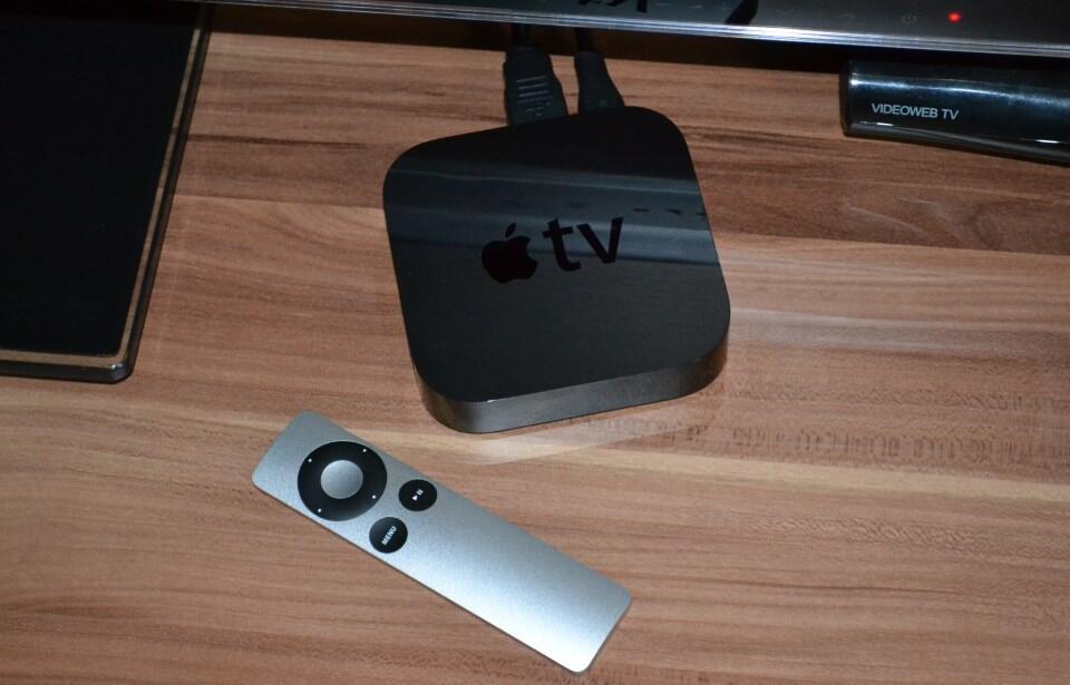 Apple iOS iPad iphone TV