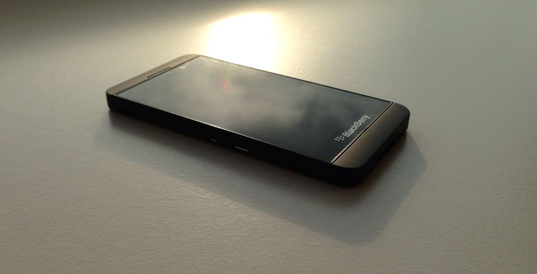 BlackBerry-Apps eindruck test z10