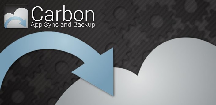 Android app backup carbon Google SMS