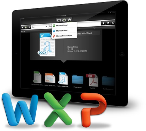 Android Apple cloud iOS iPad iphone office tablet