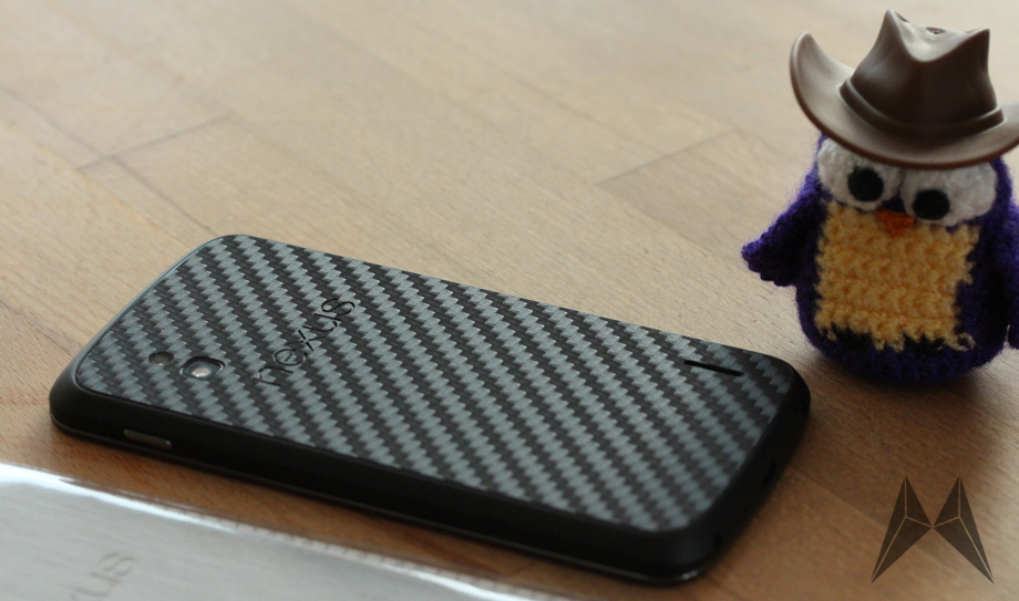 back dbrand Folie iphone nexus 4 review schutz test verlosung