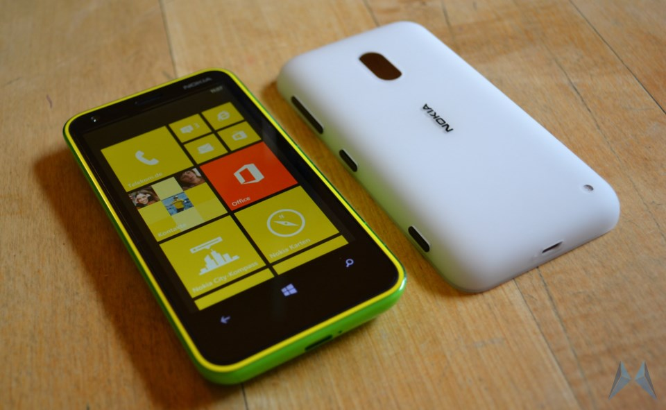 lumia 620 Nokia test Windows Phone