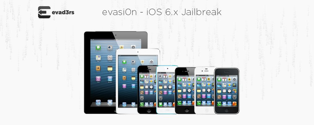 Apple ios 6 iPad iphone iPod Touch jailbreak