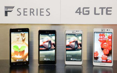 Android LG optimus f5 optimus f7