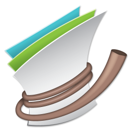 Android dateimanager File Manager Holo-Design