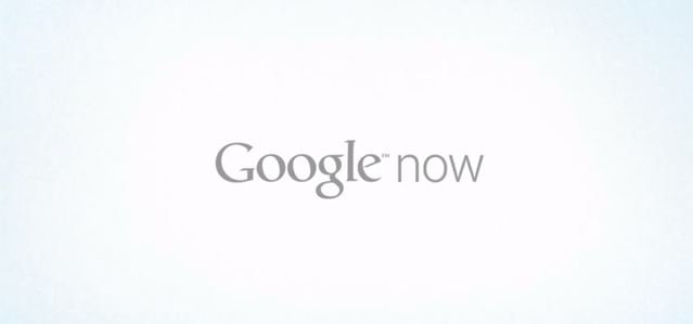 Google nexus 4 now werbung