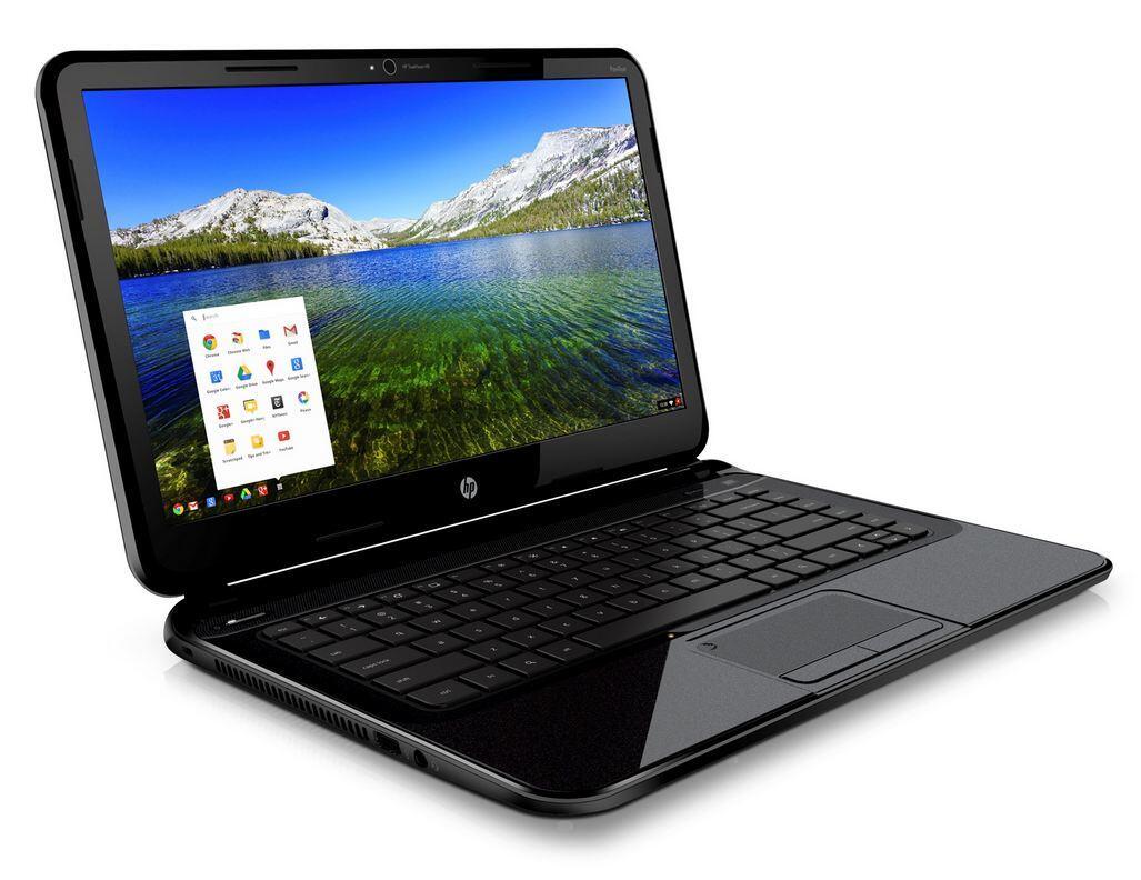chrome os chromebook Google HP