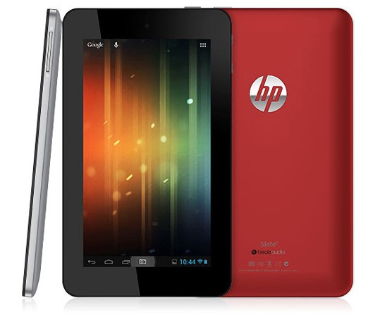 Android HP Mobile World Congress 2013 slate 7