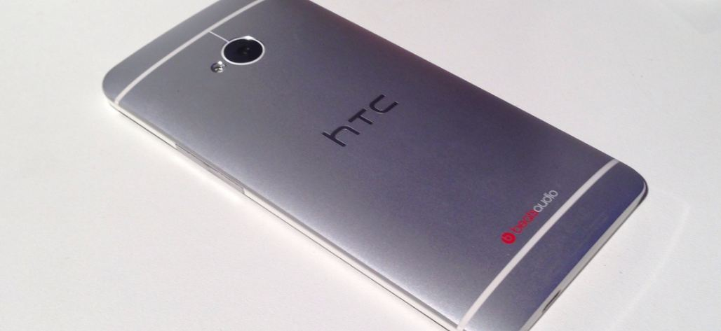 Android design HTC one