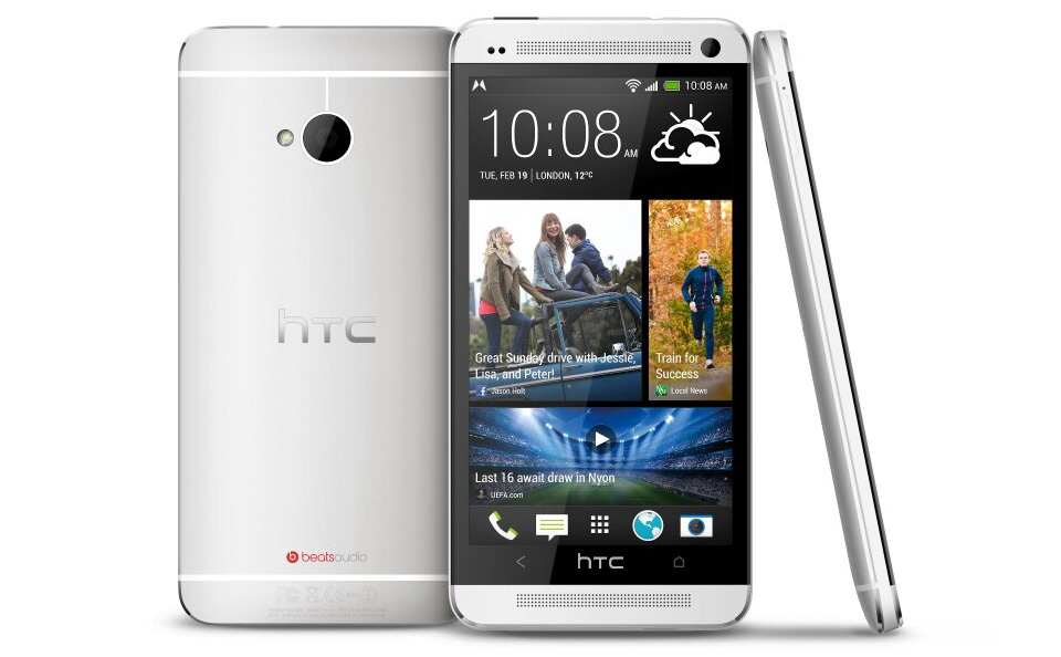 Android HTC one