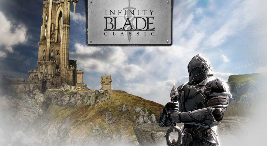 infinity blade iOS iPad iphone