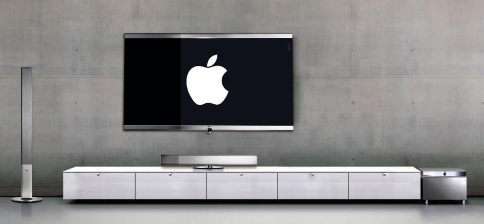 Apple gerüchte loewe TV