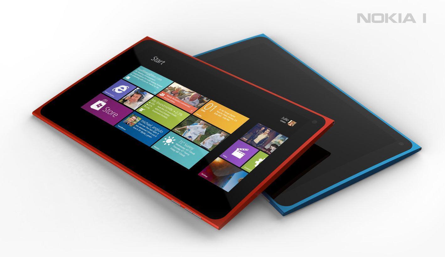 microsoft Nokia tablet Windows