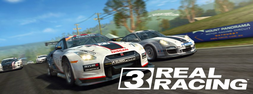Android ea games iosa real racing