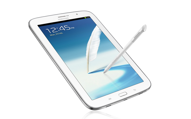 Android galaxy note Samsung tablet