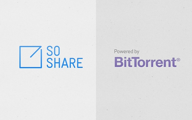 beta BitTorrent cloud social