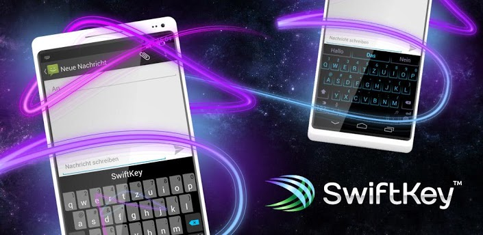 Android deal swiftkey Tastatur