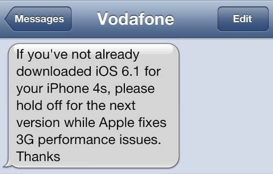 3g Apple iphone iphone 4s Netzprobleme probleme umts Vodafone