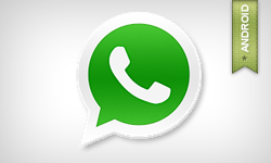 Android whatsapp