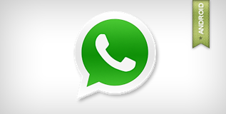 Android app holo Messaging Nachrichten Update whatsapp