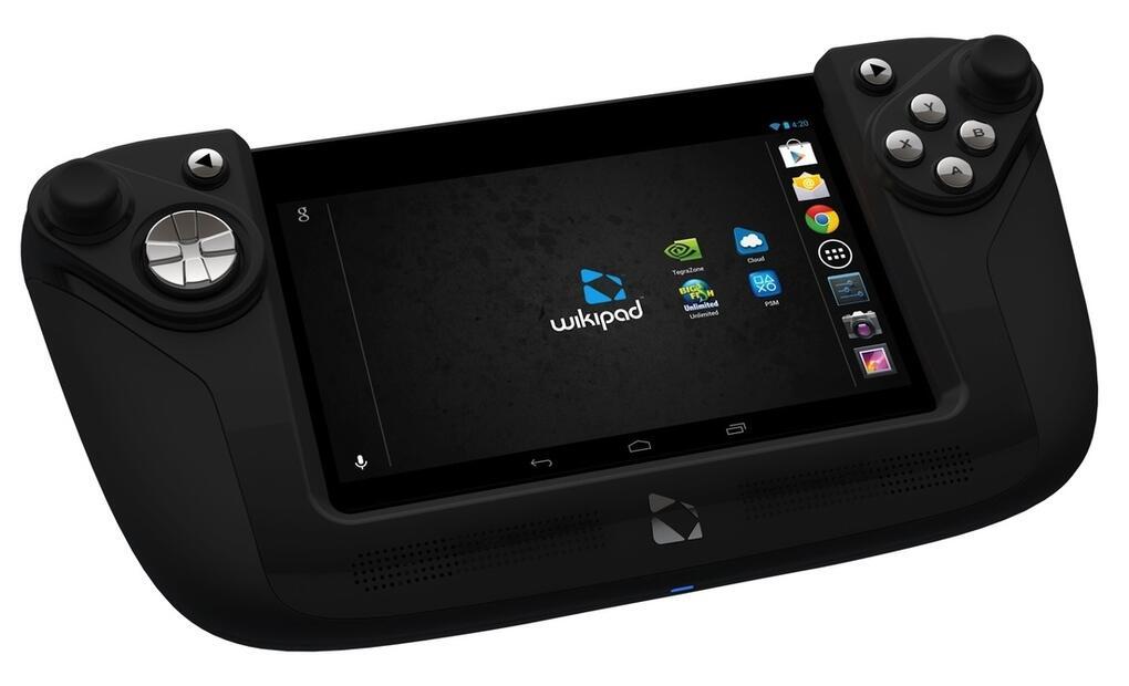 Android gaming tablet wikipad