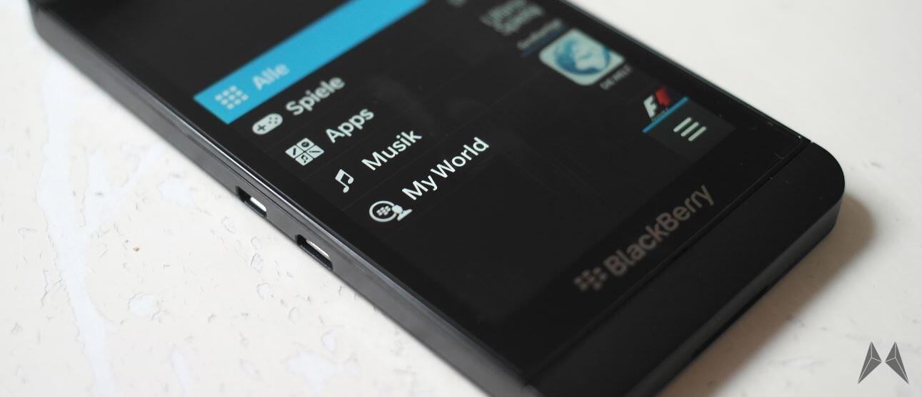 10% app BlackBerry-Apps katalog