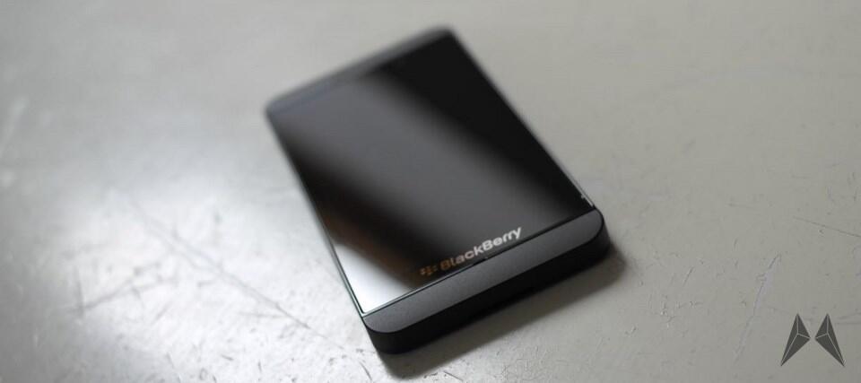 BlackBerry-Apps z10