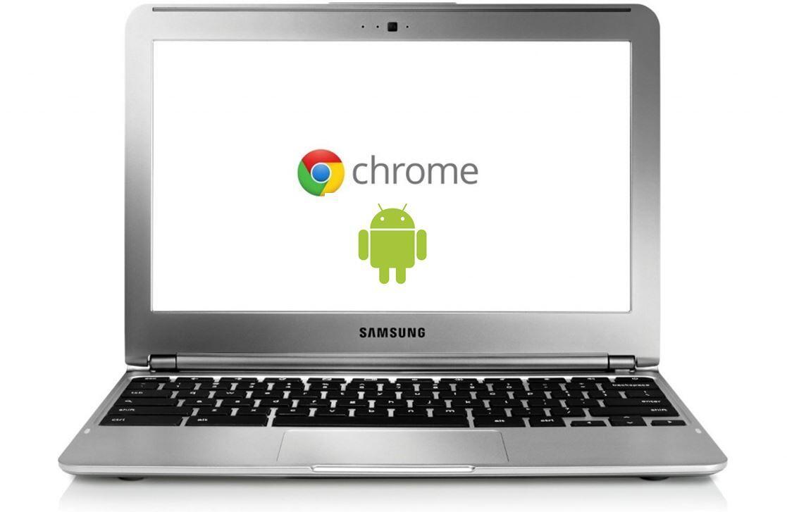 Android chrome os Eric Schmidt Google