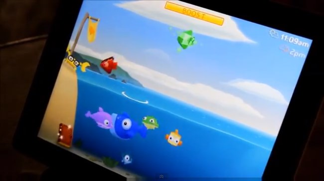 Android Apple games Google halfbrick iOS Spiele