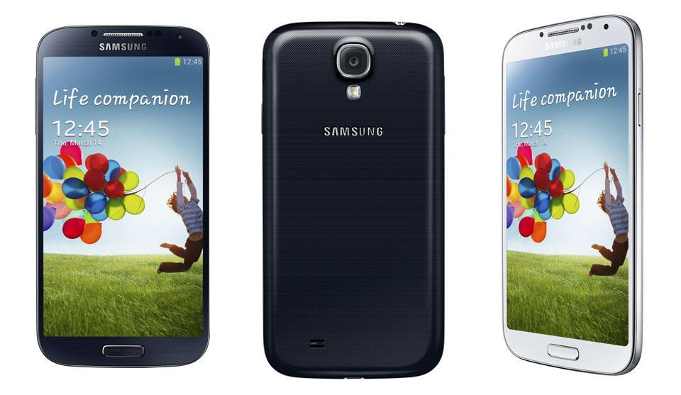 1 Android Galaxy S4 Samsung Samsung Galaxy S4