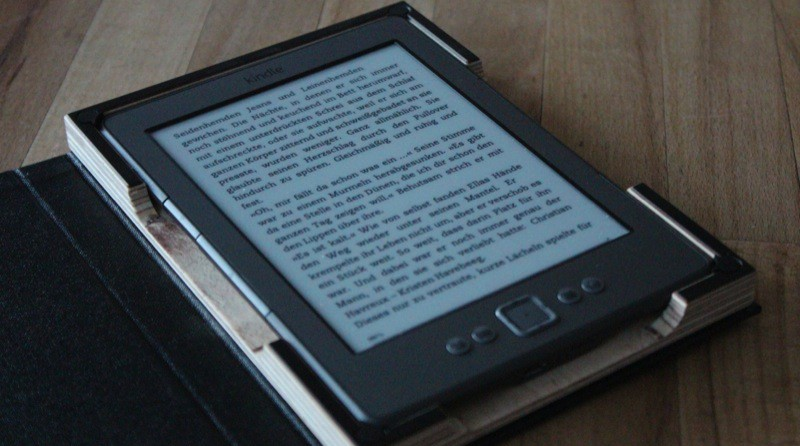 ebook Amazon Kindle action aff