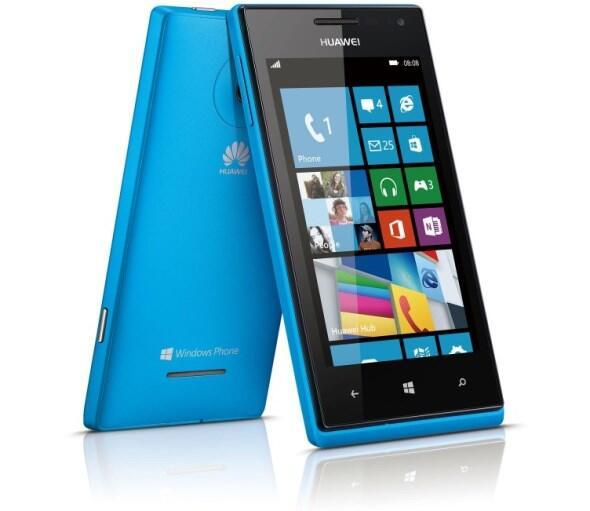 Huawei Smartphones Windows Phone
