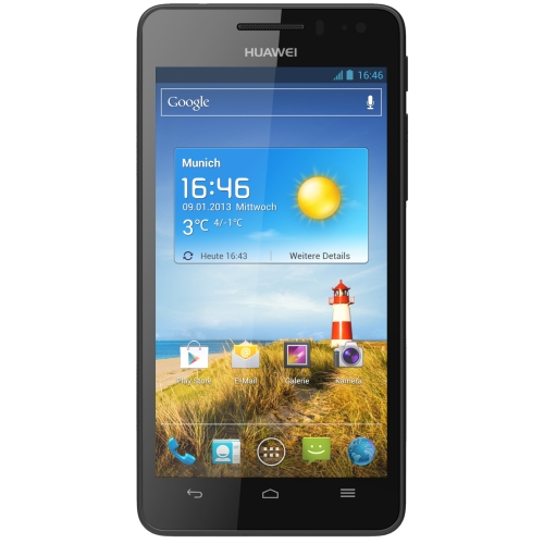 Android deal Huawei