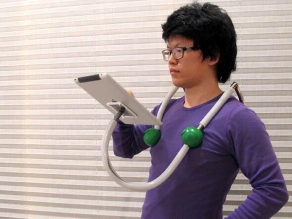 iPad kickstarter