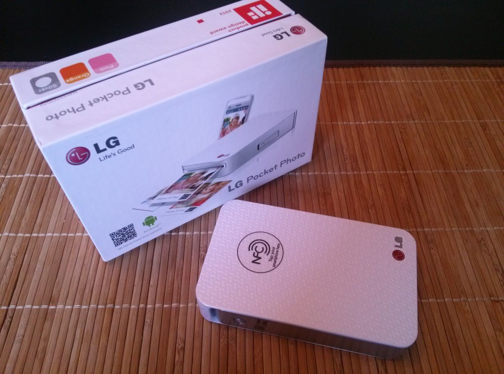 1 Android app Bluetooth drucker Gadget hardware LG nfc test