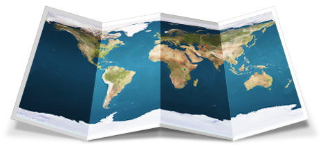 Apple bing iOS karten microsoft