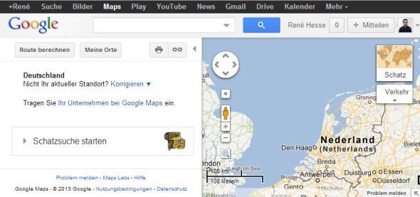 Android Google Maps schatz