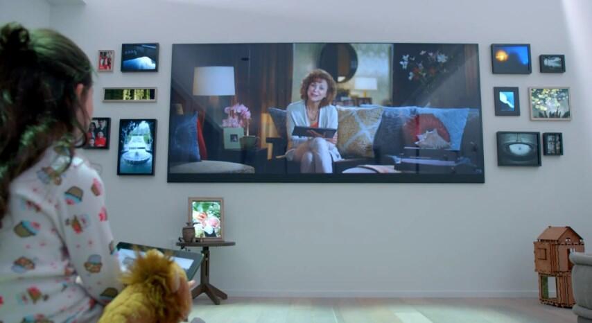Display microsoft Tablets Video vision Zukunft