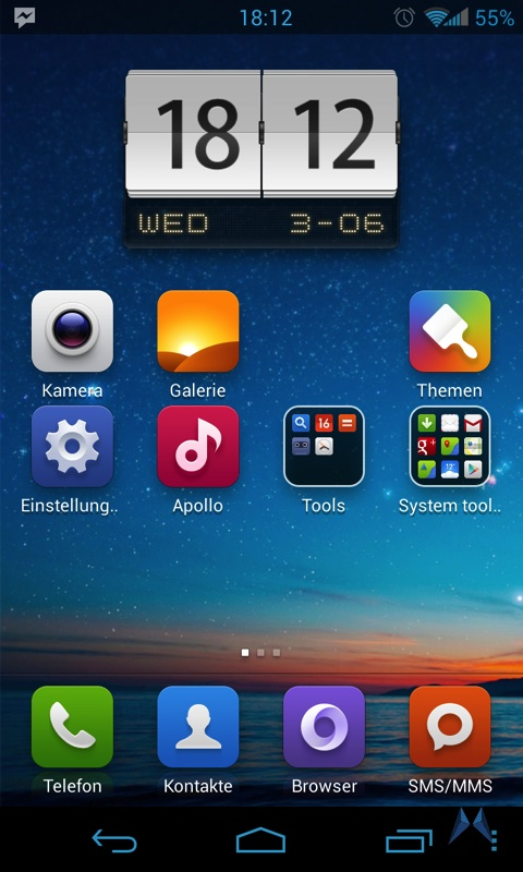 Android launcher miui nexus 4