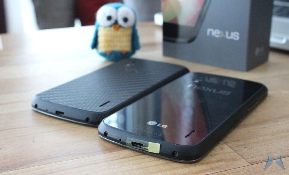 Android Google nexus nexus 4 Smartphone