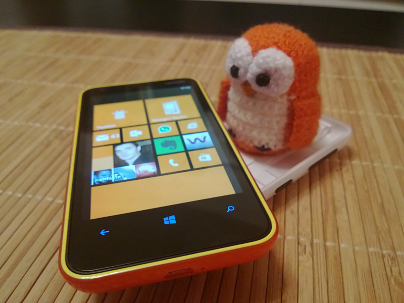1 lumia 620 microsoft Nokia Smartphones Testbericht Windows Phone