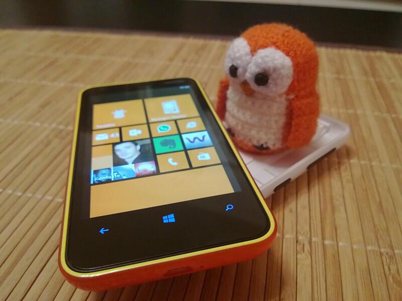 1 lumia 620 microsoft Nokia Smartphones Testbericht Windows Phone