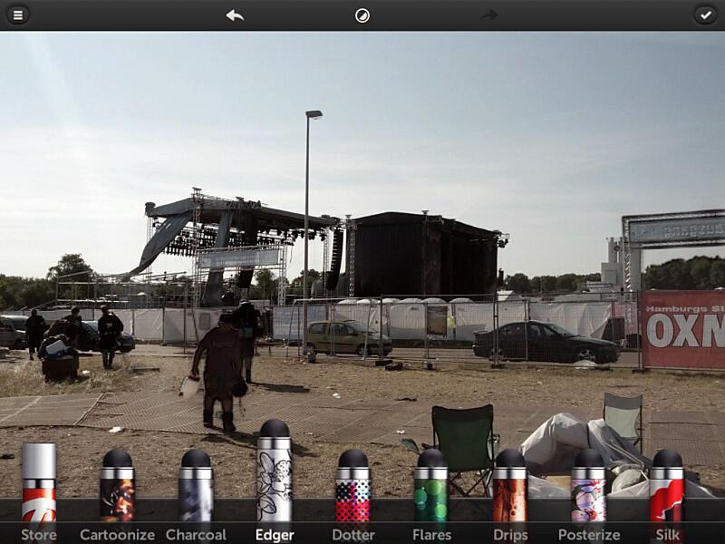 app Apple bildbearbeitung facebook Fotos iOS social