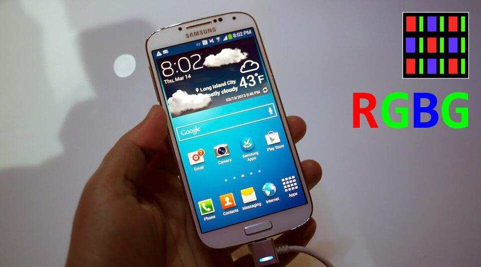 1 Android Display Galaxy S4 Samsung sgs4
